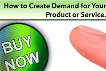 Two Ways to Build a Brand and Create Demand