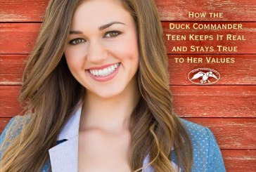 Faith and Self Image encouragement from Sadie Robertson