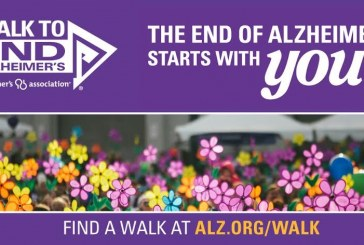 End Alzheimer's with the Walk to End Alzheimer's Find out how!