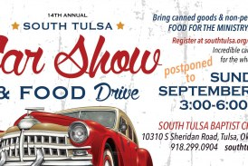 South Tulsa Baptist Car Show