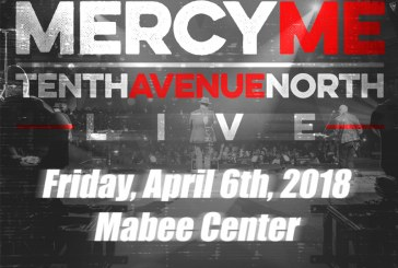 MercyMe April 6th