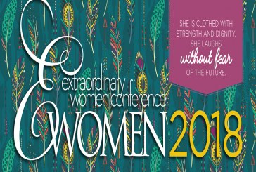 Extraordinary Women Spring 2018 Conference