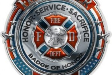 Firefighter shout outs with Dave and Katie!