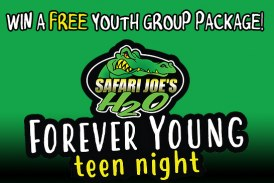 Teen Nights at Safari Joe's H2O
