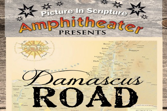 Picture In Scripture Presents Damascus Road