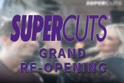 Supercuts Grand Re-Opening