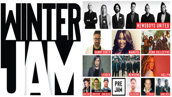 Winter Jam Spectacular