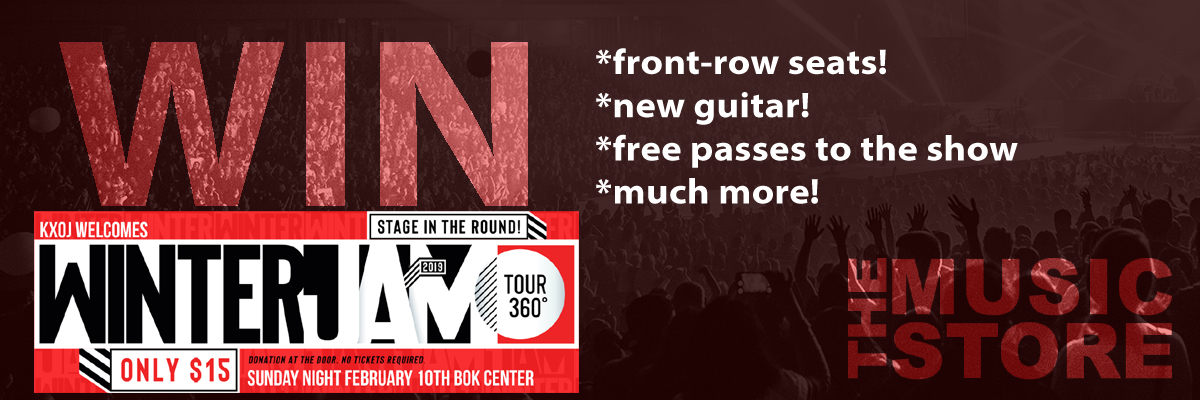 Winter Jam Feb 10th