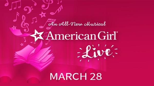 American Girl 3/28