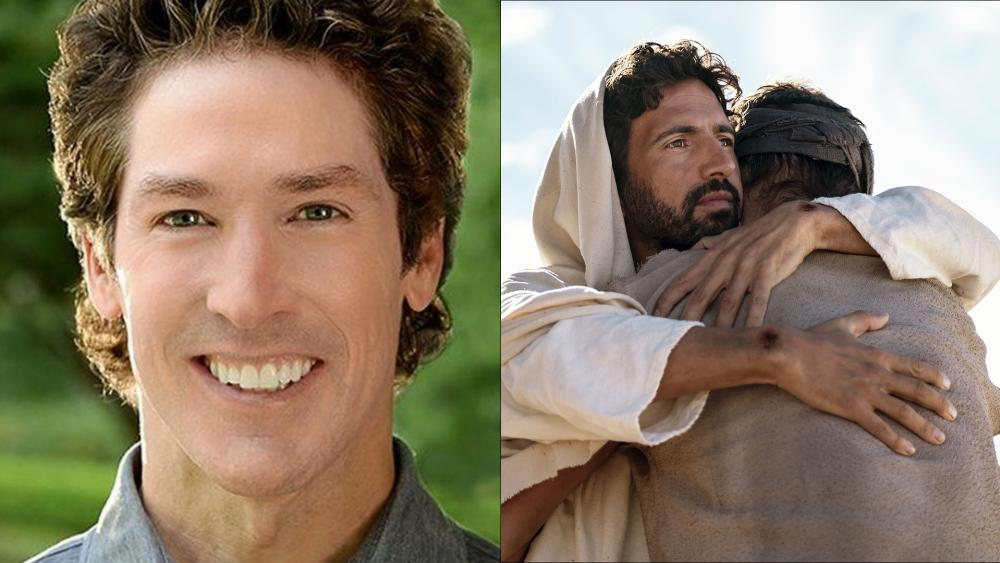 "Joel Osteen on GMA about the New Series ""Jesus: His Life"""