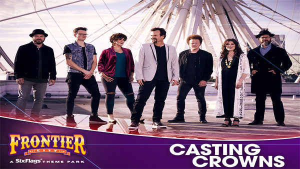 Casting Crowns 6/22