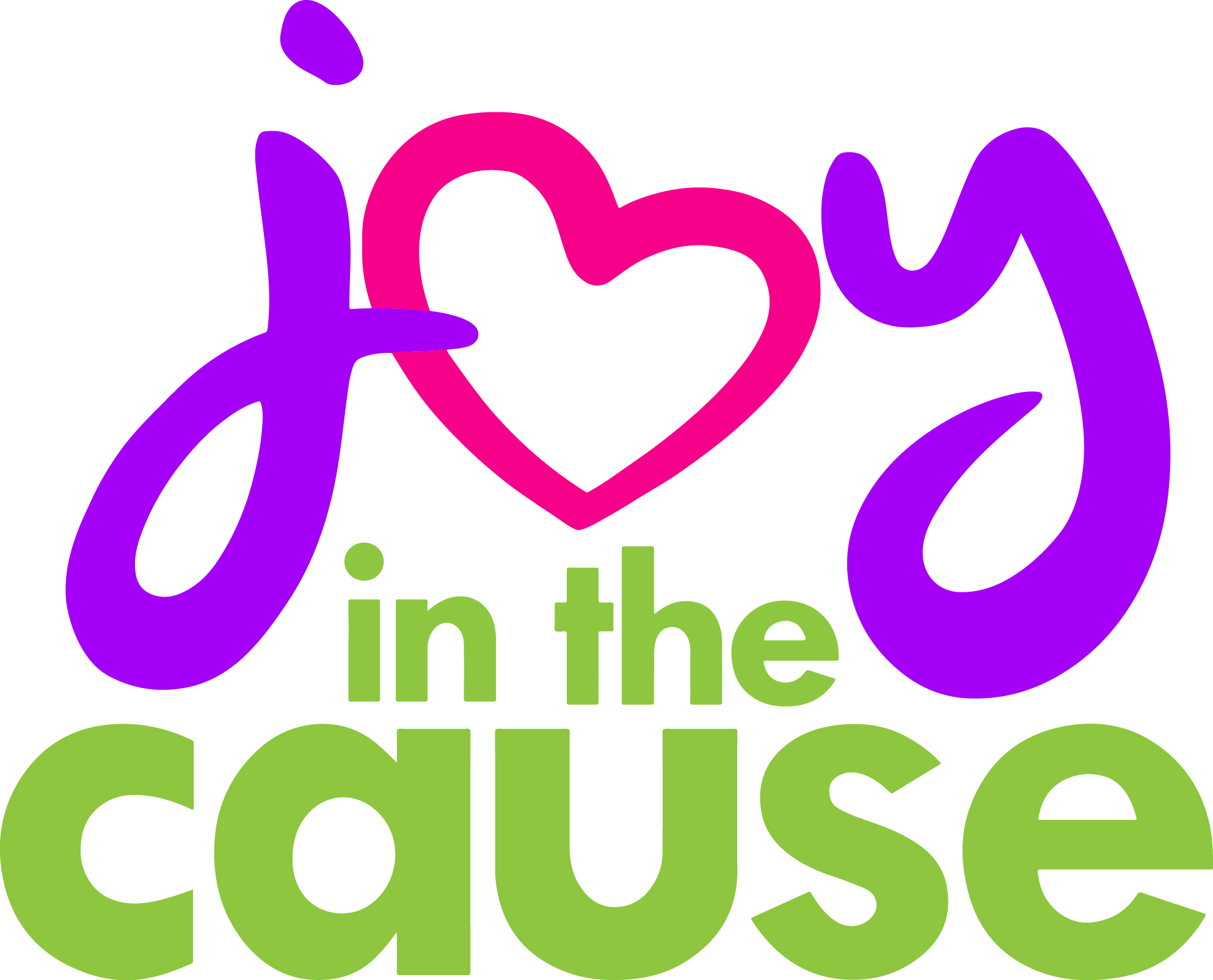 Joy in the Cause! Run or Walk and Make a difference!