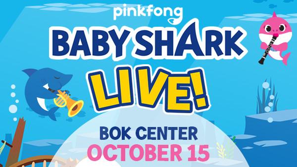 Baby Shark Live 10/15