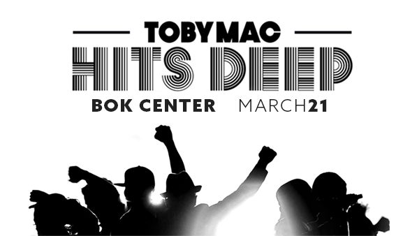 TOBYMAC Hits Deep Tour 3/21