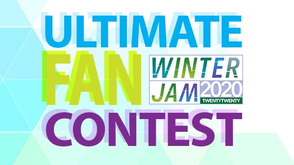 WinterJam Ultimate Fan Contest