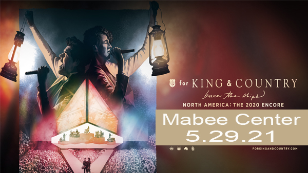For King & Country 5/29/21