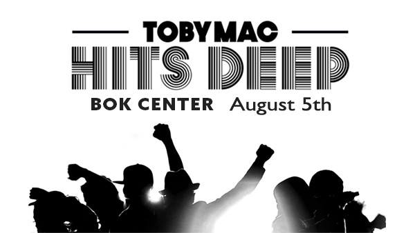 TOBYMAC Hits Deep Rescheduled for Aug 5th