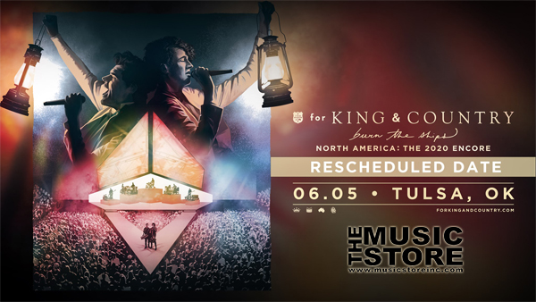 For King & Country 6/5/20