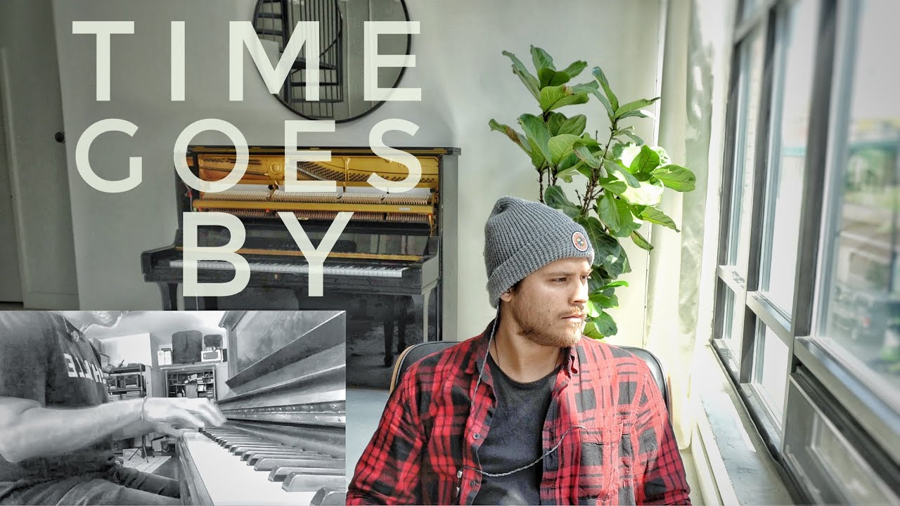 Cory Asbury – Time Goes By Acoustic Piano with Matt Maher!