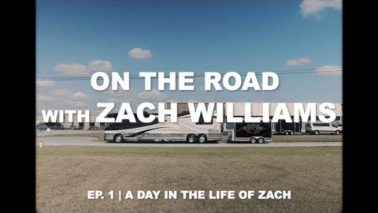 Zach Williams On the Road!