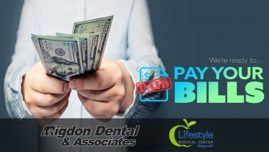 Let Us Pay Your Bills!
