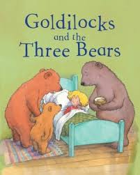 """Hear Dave and Katie read """"The Three Bears"""""""