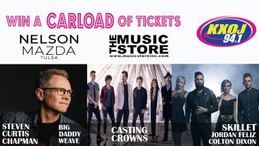 Win A Carload Of Tickets!