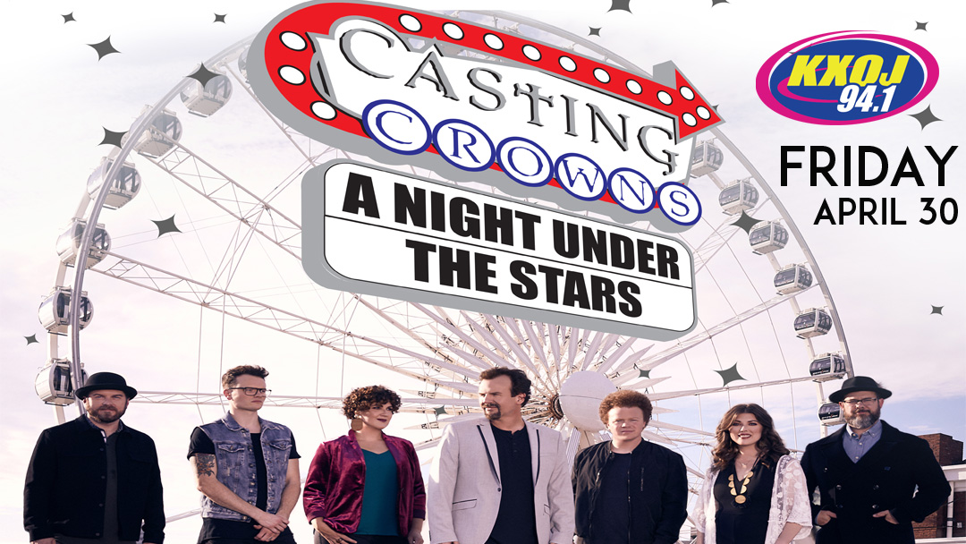 Casting Crowns 4/30/21