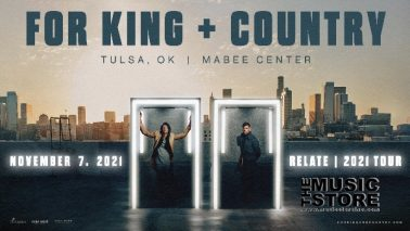 For King & Country 11/7