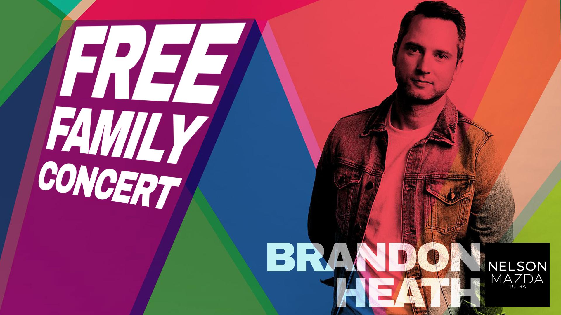 Brandon Heath August 6th