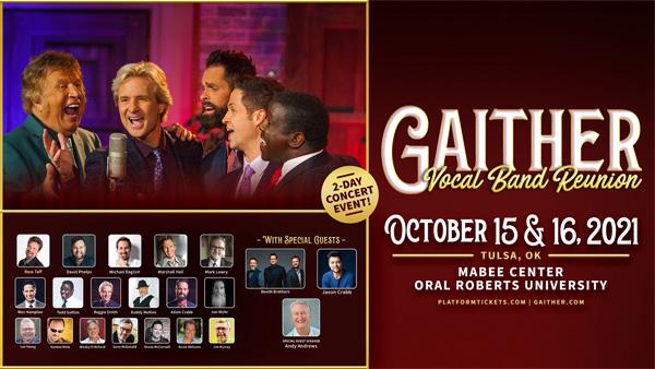 Gaither Vocal Band Reunion